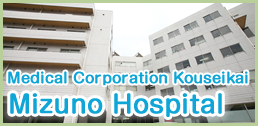 Medical Corporation Kouseikai Mizuno hospital