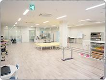 Rehabilitation department
