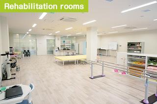 Rehabilitation rooms