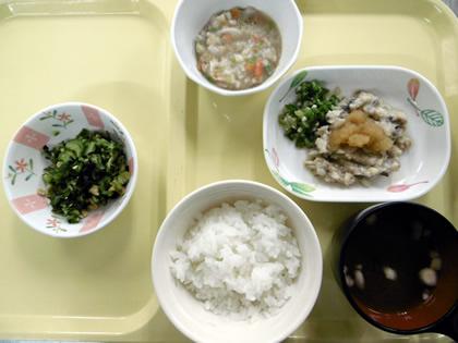 常食きざみ 魚-1