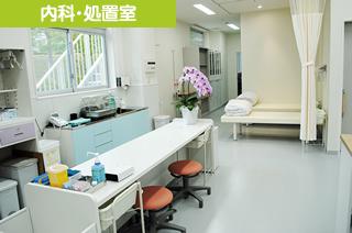 内科・処置室