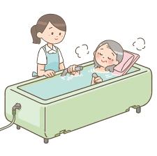 春日井市の高森台病院の入浴補助/パート求人募集情報